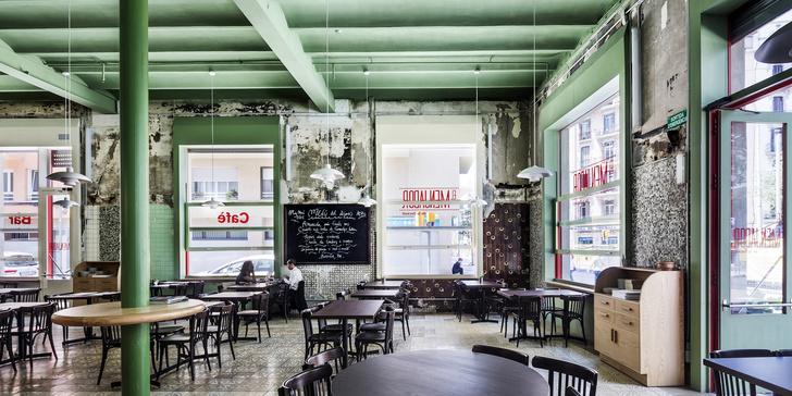 Sala Beckett: театр и ресторан в Барселоне (фото 12)
