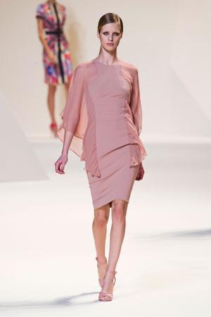 Показы мод Elie Saab Весна-лето 2013 | Подиум на ELLE - Подиум - фото 981