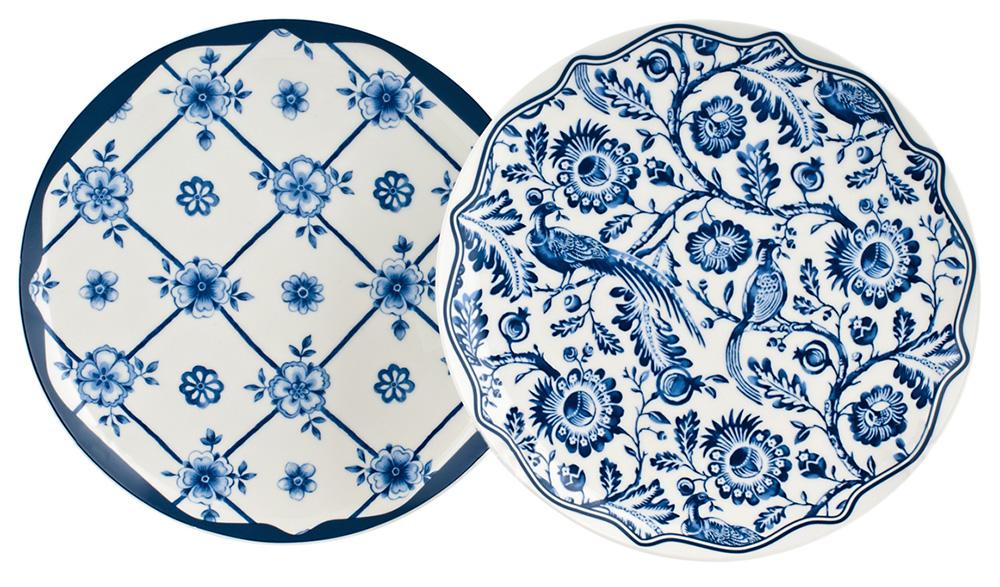 Тарелки Porcelain Palace, ELFF Ceramics, www.westwing.ru