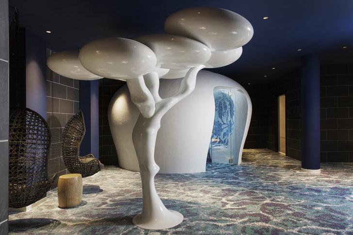 Только для взрослых: открытие spa в отеле Марселя Вандерса на Майорке (фото 1)