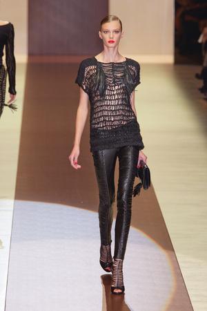 Показы мод Gucci Весна-лето 2011 | Подиум на ELLE - Подиум - фото 2568