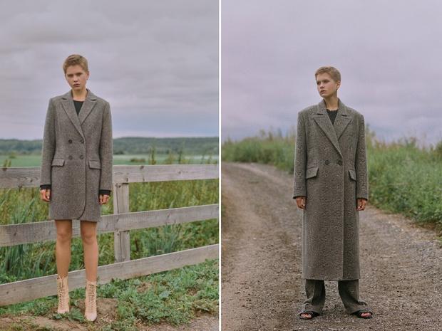Где найти отличное пальто? У российских марок! (фото 3)