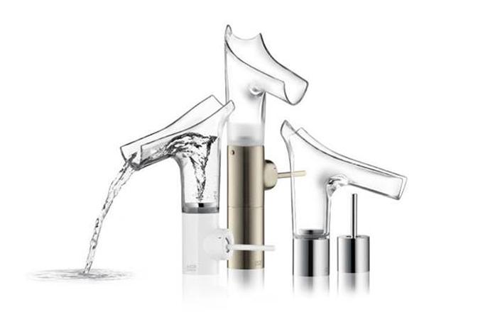 Axor, Hansgrohe, Axor Starck V, Филипп Старк, дизайн, ванная комната, смеситель