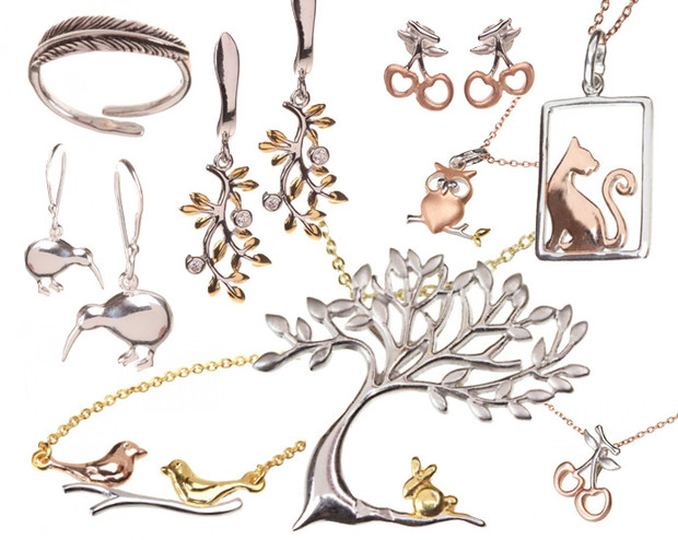 Мультибрендовый бутик Magia Di Gamma запускает новую линию украшений из серебра