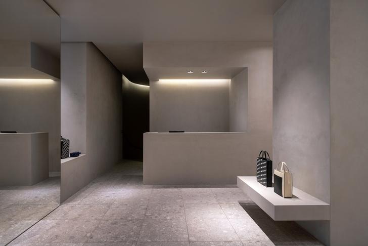 Редизайн бутика Valextra по проекту Джона Поусона (фото 7)