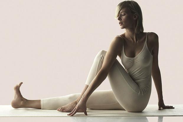 Хорошая идея: йога на выходных фото [2]