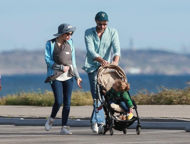 Джессика Честейн снова стала мамой (фото 1)