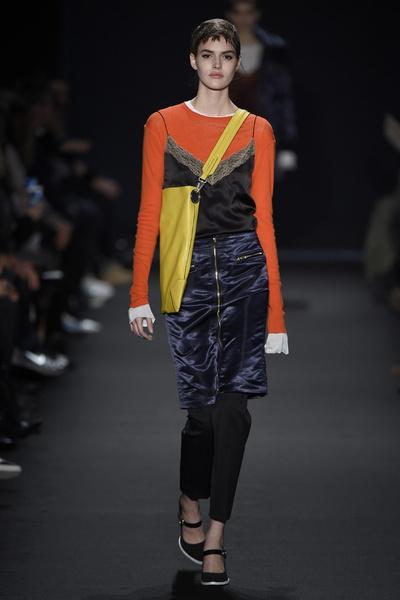Лучшие показы Недели моды в Нью-Йорке: 16 февраля | галерея [2] фото [5]