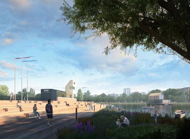 «Парк Яуза» соединит Москву и Московскую область (фото 5)