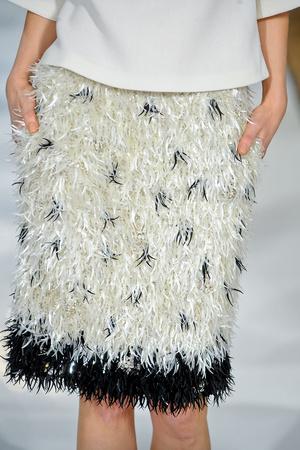 Показ Christophe Josse коллекции сезона Весна-лето 2012 года haute couture - www.elle.ru - Подиум - фото 330356