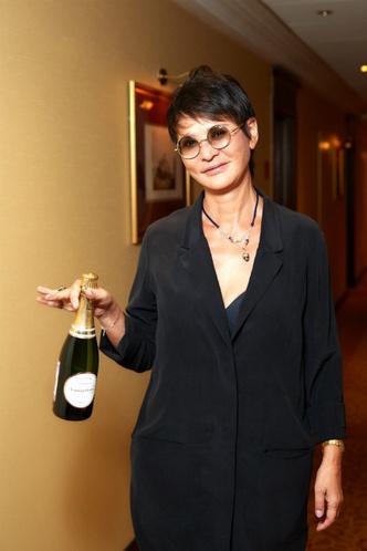 Звезды на презентации обновленного шампанского La Cuvée фото [1]