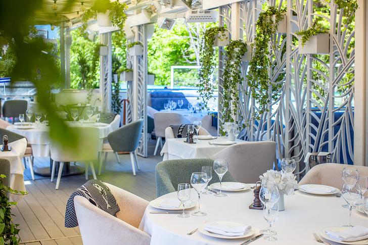 Оазис в городских джунглях: терраса видового ресторана Pescatore (фото 2)