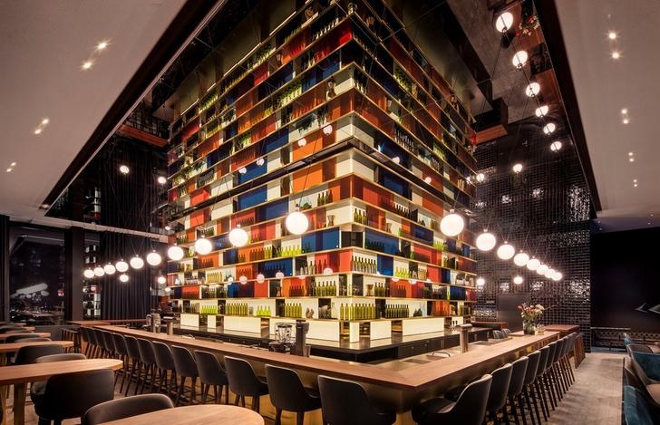 Яркий отель Andaz в Мюнхене (фото 9)