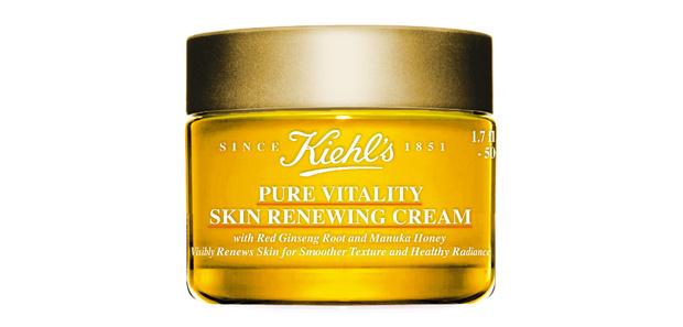 Обновляющий крем для лица Pure Vitality Skin Renewing Cream от Kiehl's