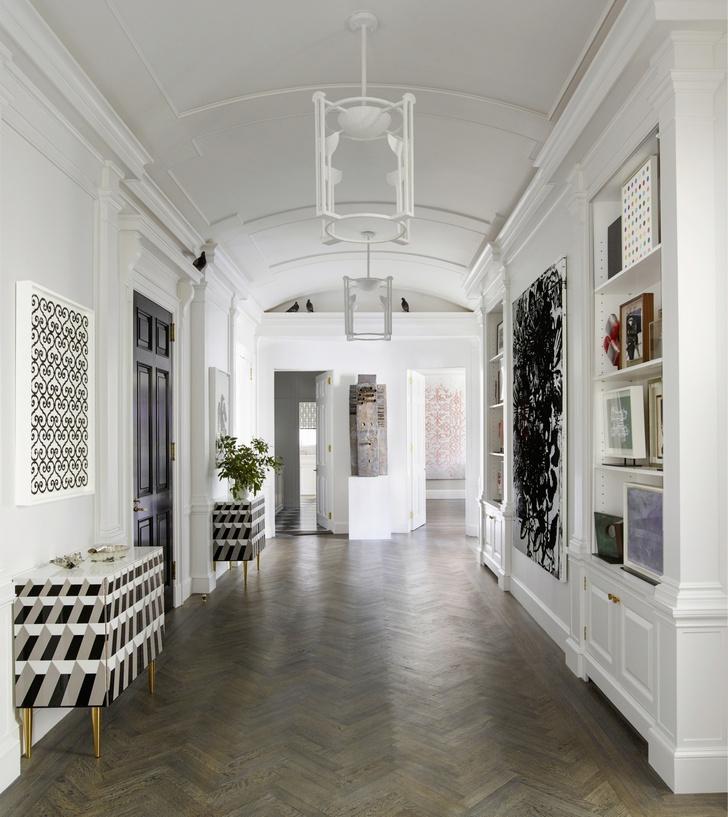 Клуб знатоков: нью-йоркская квартира с шедеврами искусства (фото 5)