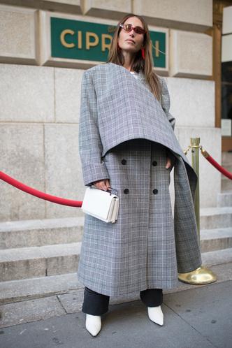 Что носят на Неделе моды в Нью-Йорке: 12 стритстайл-трендов (фото 9.1)
