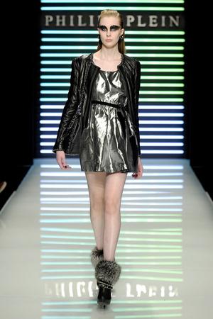 Показы мод Philipp Plein Осень-зима 2011-2012 | Подиум на ELLE - Подиум - фото 2213