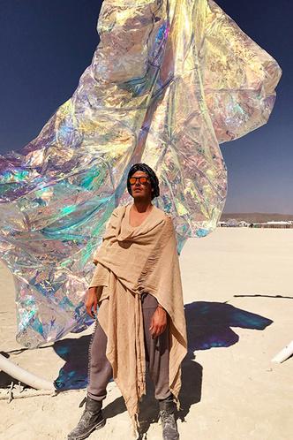 Буря в пустыне: Эдгардо Озорио — о том, как выжить на фестивале Burning Man фото [5]