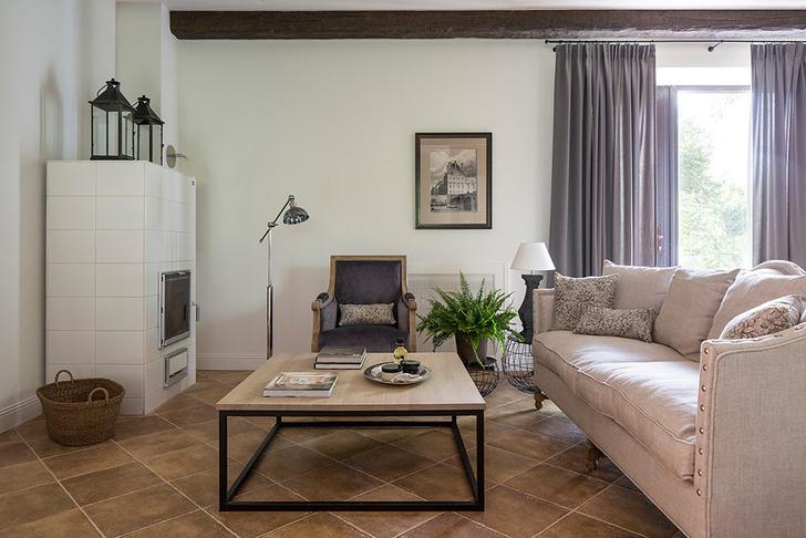 Как сделать дом в бельгийском стиле и сэкономить бюджет? фото [6]