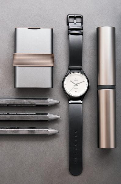 Дизайнеры создали шесть моделей часов из линии Rado True | галерея [4] фото [1]