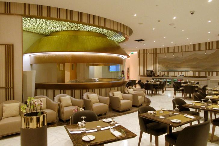 VIP-лаунж в аэропорту Омана обставили мебелью Longhi (фото 3)