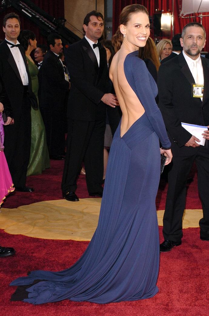 Оскар история лучшие платья