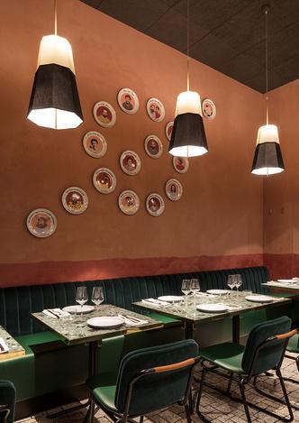 Ресторан Røst в Милане с домашней атмосферой (фото 6.2)