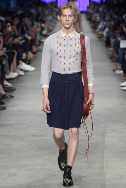 Неделя мужской моды в Милане: лучшие показы | галерея [1] фото [8]
