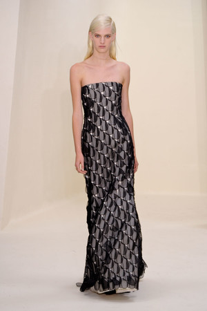 Показ Christian Dior коллекции сезона Весна-лето 2014 года Haute couture - www.elle.ru - Подиум - фото 574268
