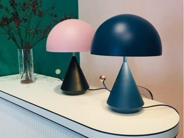 Эксцентричная лампа от Maison Dada (фото 0)