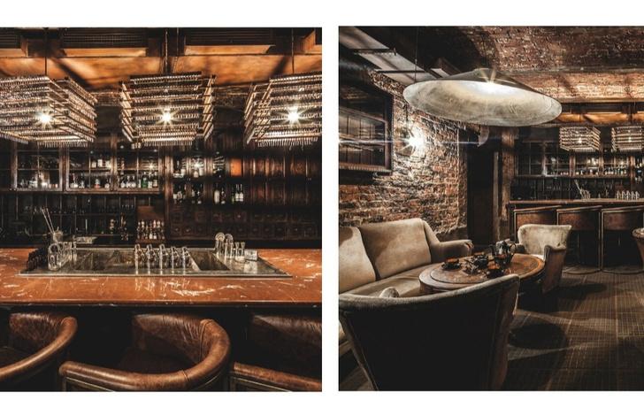 Лучшие бары Москвы (фото 5)