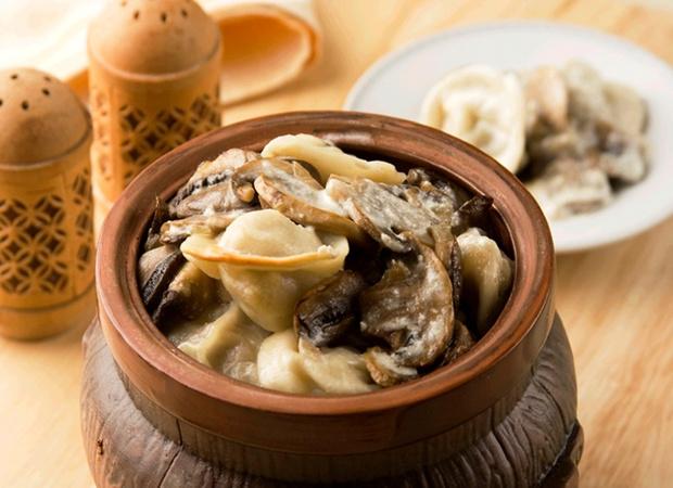 Грибной сезон: как едят грибы в России, Италии и Польше? (фото 25)