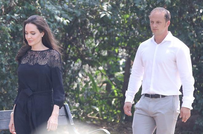 Анджелина Джоли с новым бойфрендом