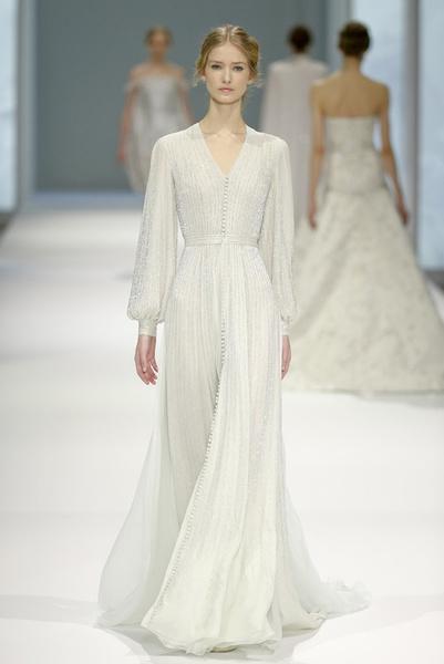 Лучшие свадебные платья из кутюрных коллекций   галерея [3] фото [4]