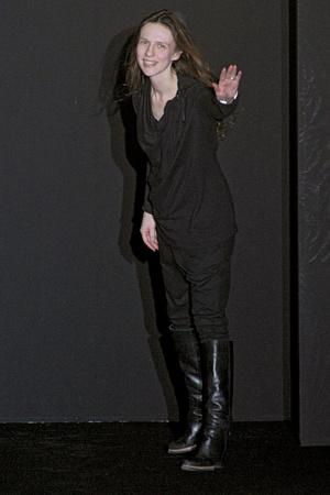 Показ Sharon Wauchob коллекции сезона Осень-зима 2011-2012 года Prêt-à-porter - www.elle.ru - Подиум - фото 249622