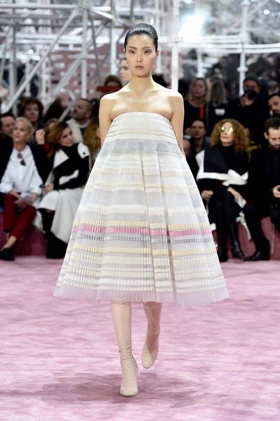 Показ Dior Haute Couture | галерея [1] фото [24]