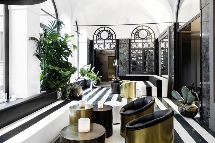 Гений места: отель Senato в Милане (фото 2)
