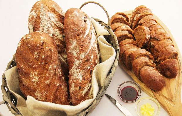Настоящий Карельский хлеб