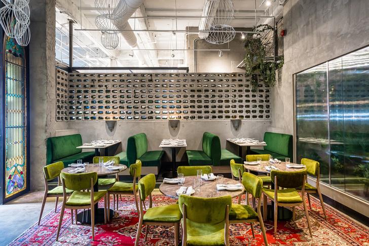 Веганский ресторан Rosalinda в Торонто (фото 10)