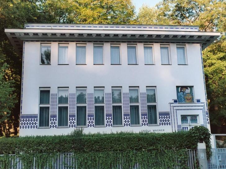 Отто Вагнер: 10 самых известных проектов великого архитектора (фото 40)