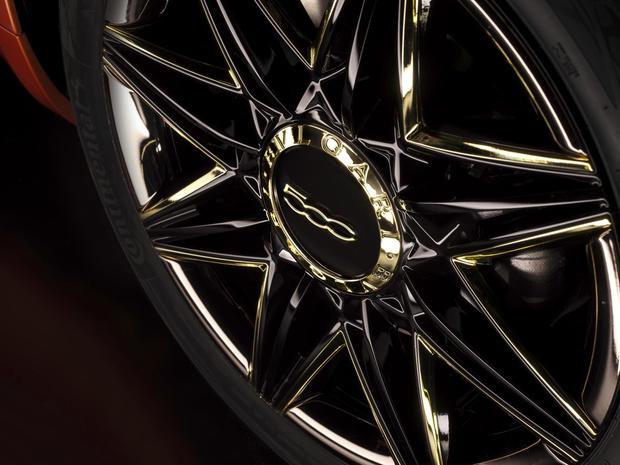 Dolce vita: Bvlgari и Fiat объединились, чтобы создать поистине драгоценный автомобиль (фото 6)