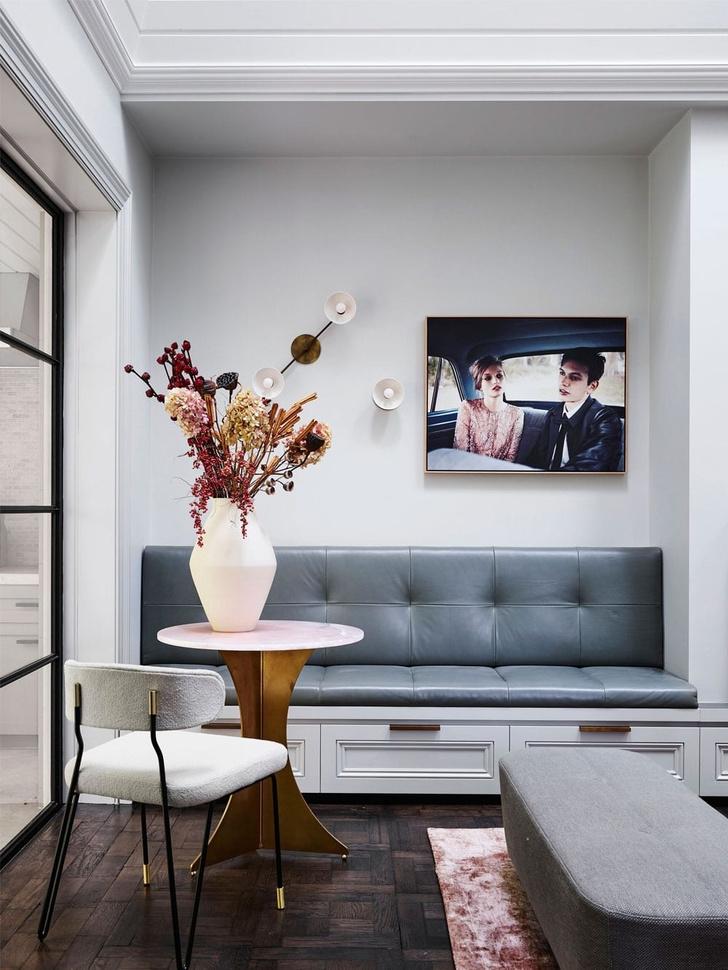 Art Housе: эклектичный интерьер дома в Сиднее (фото 6)