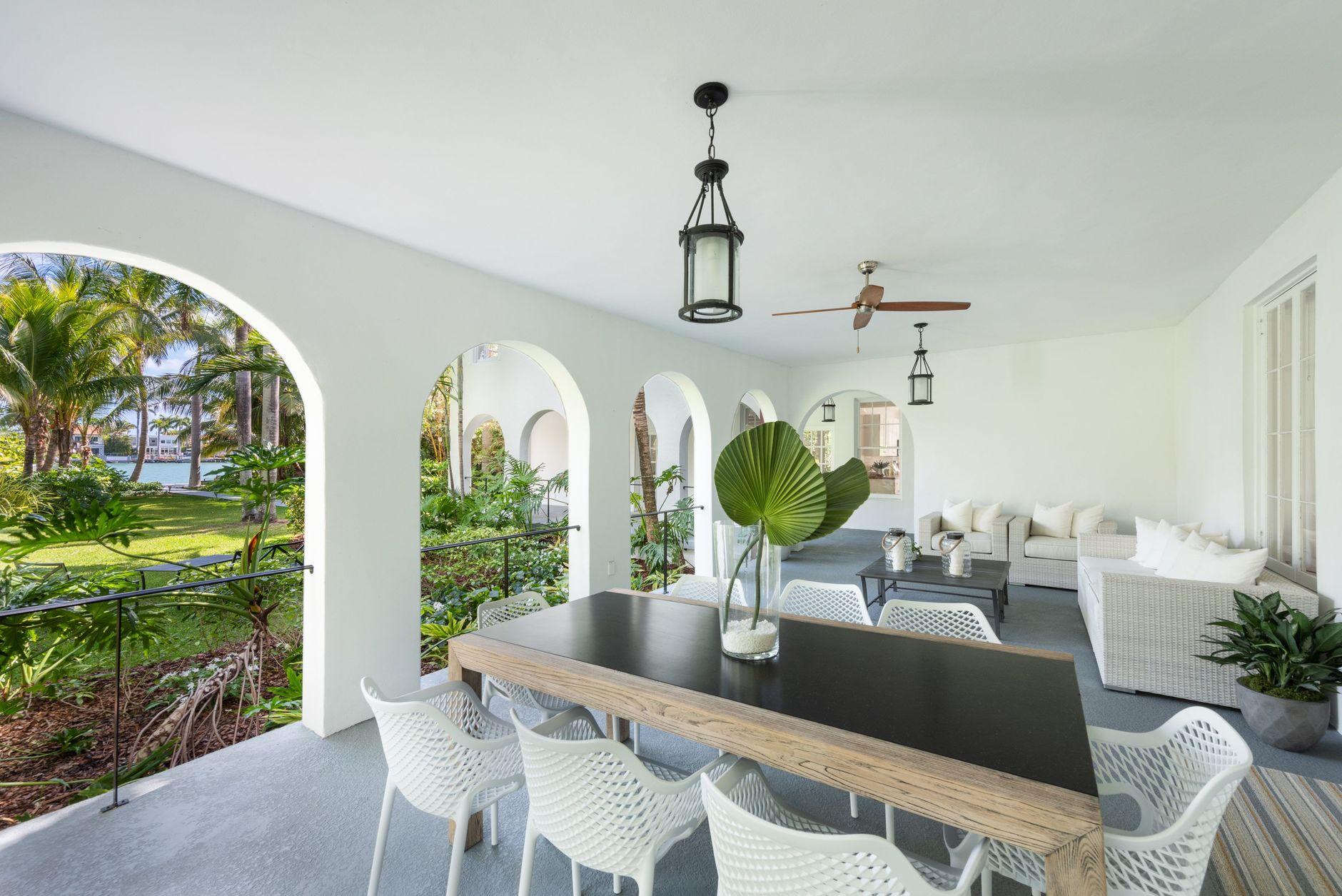 В Майами продается бывшая вилла Аль Капоне (галерея 4, фото 5)