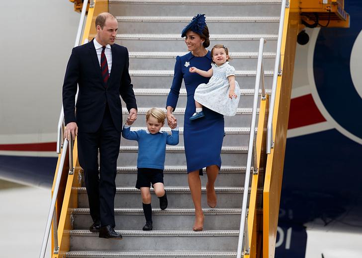 Принцесса Шарлотта пойдет в детский сад в новом году (фото 6)