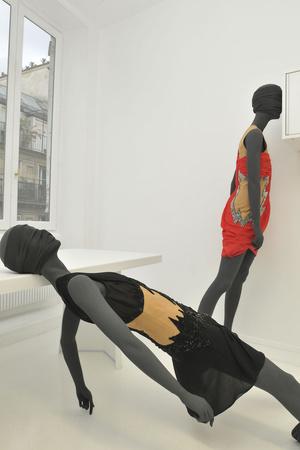 Показ Felipe Oliveira Baptista коллекции сезона Осень-зима 2009-2010 года Haute couture - www.elle.ru - Подиум - фото 87580