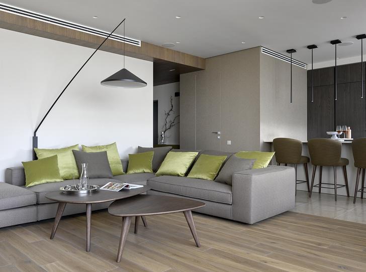 Квартира 121 м²: проект Арианы Ахмад и Татьяны Карякиной (фото 9)