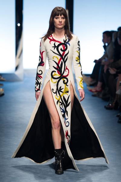 Самые красивые образы Недели моды в Милане   галерея [1] фото [5]