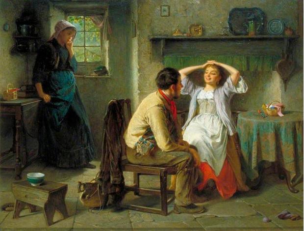Чем мужская ревность отличается от женской (фото 9)