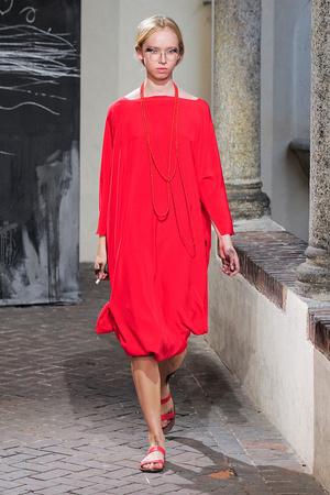 Показы мод Daniela Gregis Весна-лето 2012 | Подиум на ELLE - Подиум - фото 1898