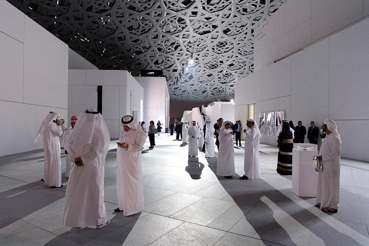 Лувр в Абу-Даби открывается 11 ноября фото [7]